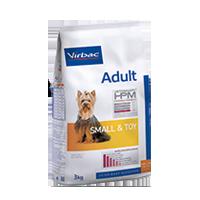 ADULT DOG S & T - Fôr til voksne hunder - Små hunderaser